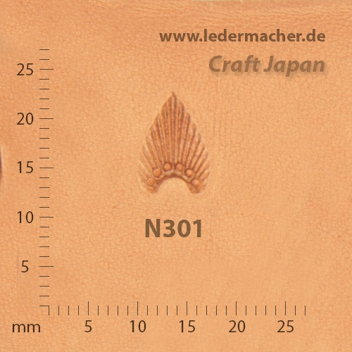 Craft Japan Punziereisen N301