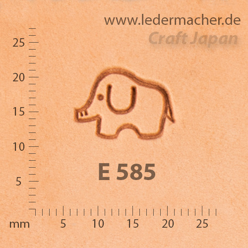 Craft Japan Punziereisen E585