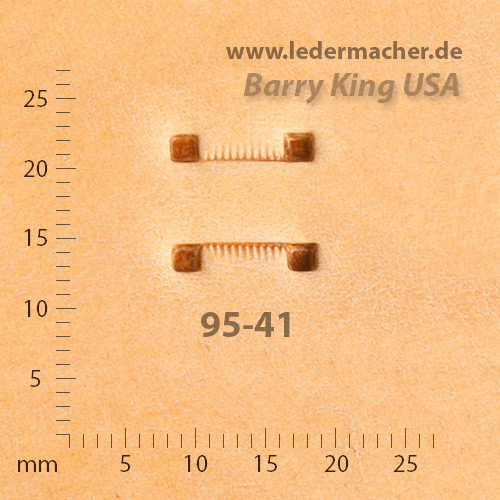 Barry King USA - Lattice Basket - Size 1