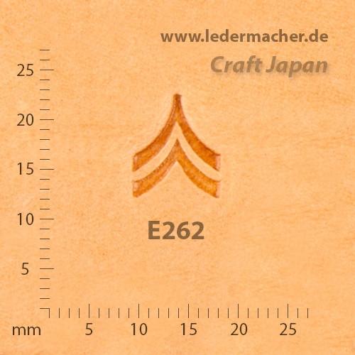 Craft Japan Punziereisen E262