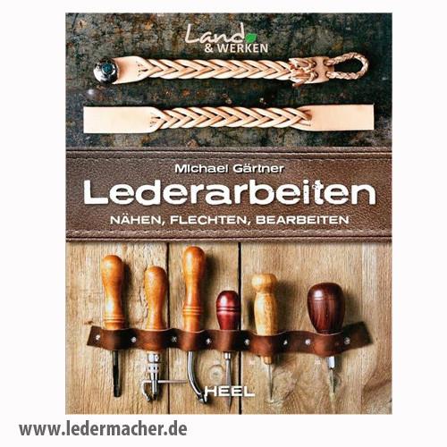 Lederarbeiten - Lederfachbuch - deutschsprachig