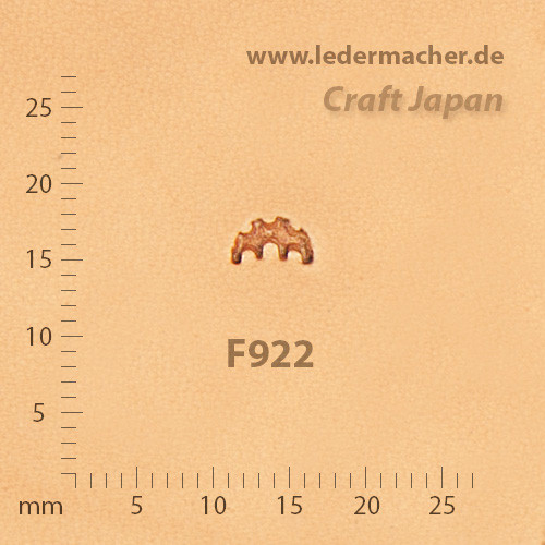 Craft Japan Punziereisen F922