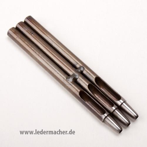 2,5 mm Reihenlocheisen - 3 fach