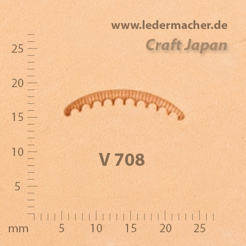 Craft Japan Punziereisen V708
