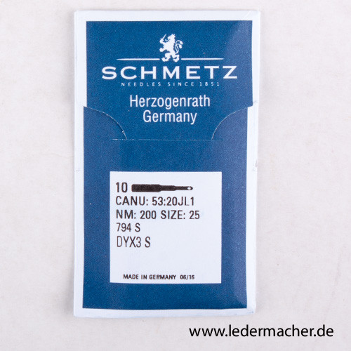 Schmetz System 794 - 200/25 - S-Point