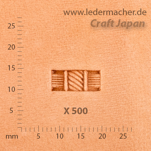 Craft Japan Punziereisen X500