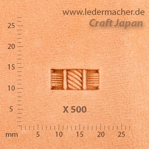 Craft Japan Punziereisen X500