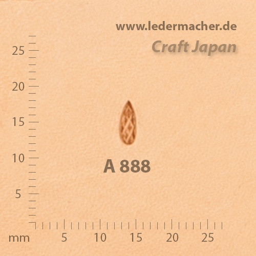 Craft Japan Punziereisen A888