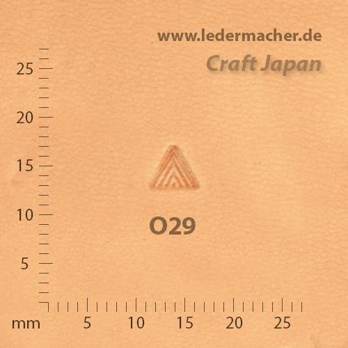 Craft Japan Punziereisen O29
