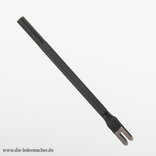 Schlageisen für Nahtlöcher - 2 Zähne - 2,5 mm
