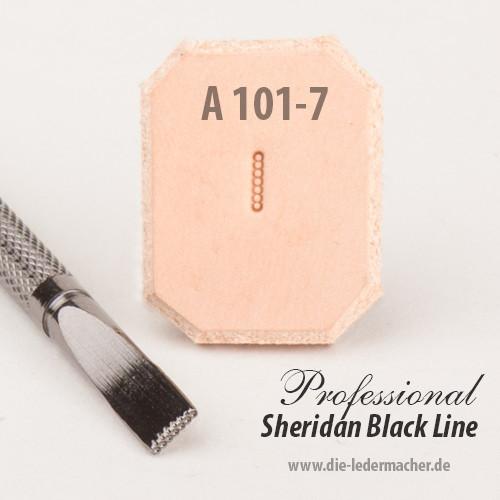 Blackline - A101-7 Punziereisen
