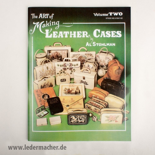 The Art of Making Leather Cases Teil 2 - Lederfachbuch