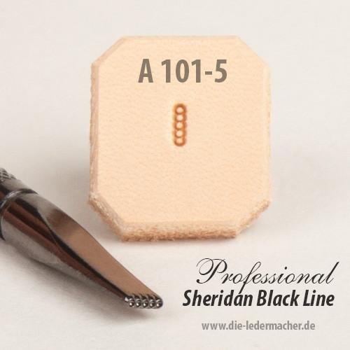 Blackline - A101-5 Punziereisen