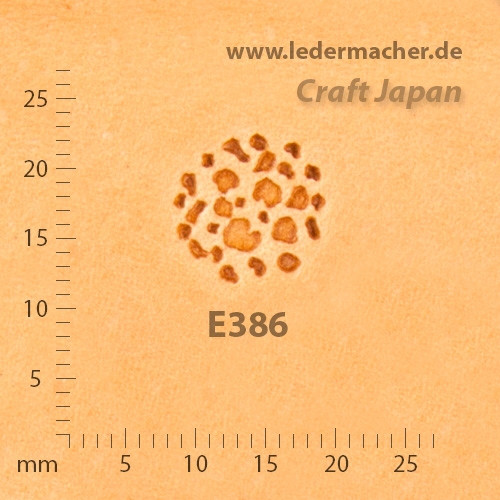 Craft Japan Punziereisen E386