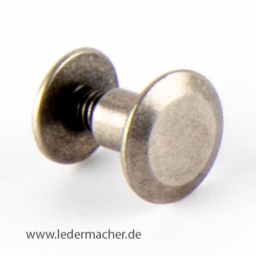 Chicaco Screw - 5 mm - antiknickel