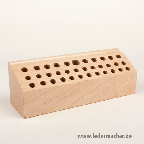 Craft Japan - Punziereisenständer aus Holz
