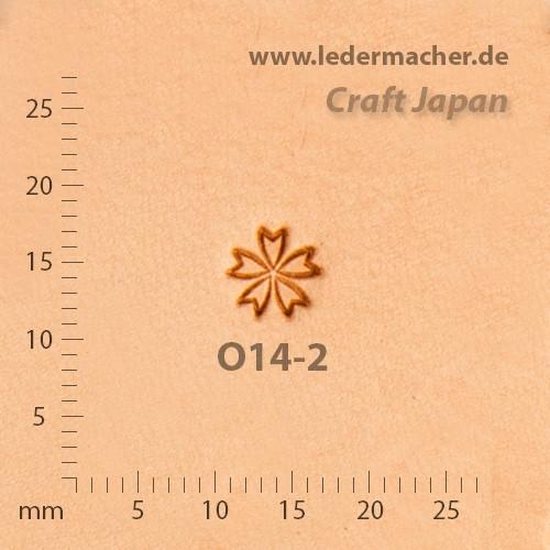 Craft Japan Punziereisen O14-2