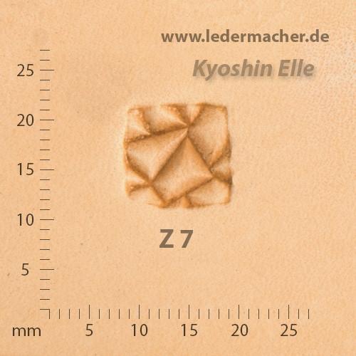 Kyoshin Elle - Punziereisen Z7