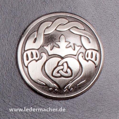 Celtic Concho - Celtic Claddagh 1