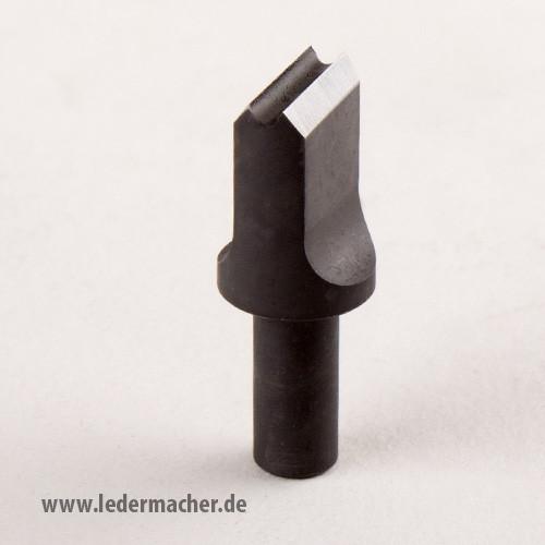 Doublelineklinge - breit - scharf geschliffen und poliert