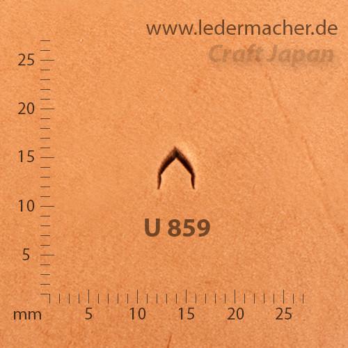 Craft Japan Punziereisen U859