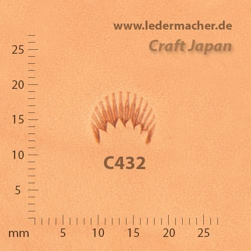 Craft Japan Punziereisen C432