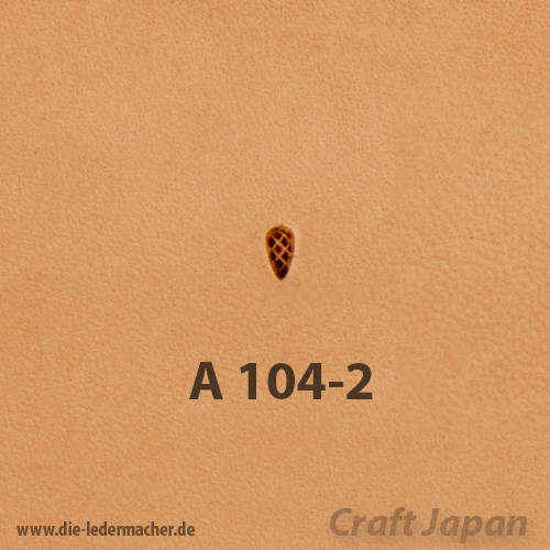 Craft Japan Punziereisen A104-2