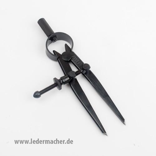 Craft Japan - Reißzirkel für Lederarbeiten - 75 mm