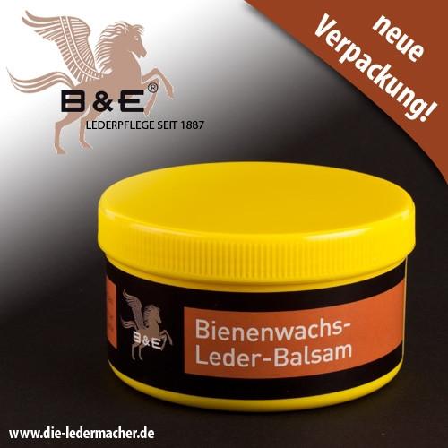 B&E Bienenwachs Lederbalsam, 250 ml