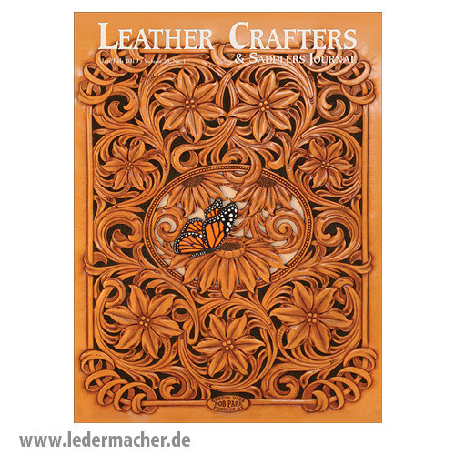 Leather Crafters & Saddlers Journal - 01/02 2019