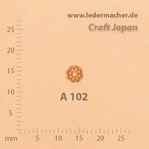 Craft Japan Punziereisen A102