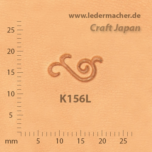 Craft Japan Punziereisen K156L