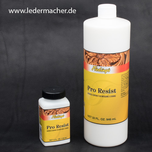 Fiebings Pro Resist - 118 ml oder 946 ml