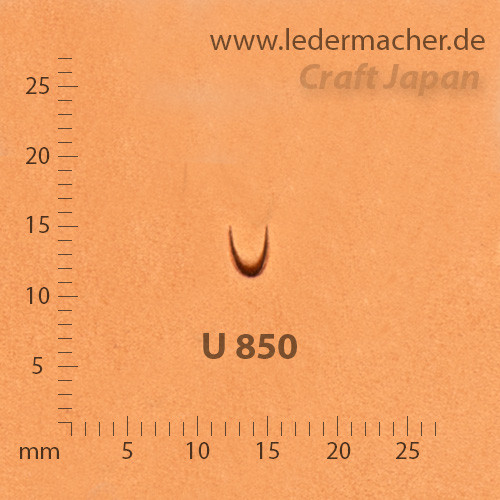 Craft Japan Punziereisen U850