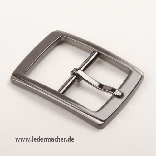 moderne Gürtelschnalle 35 mm