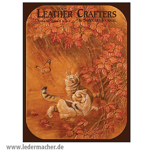 Leather Crafters & Saddlers Journal - 07/08 2017