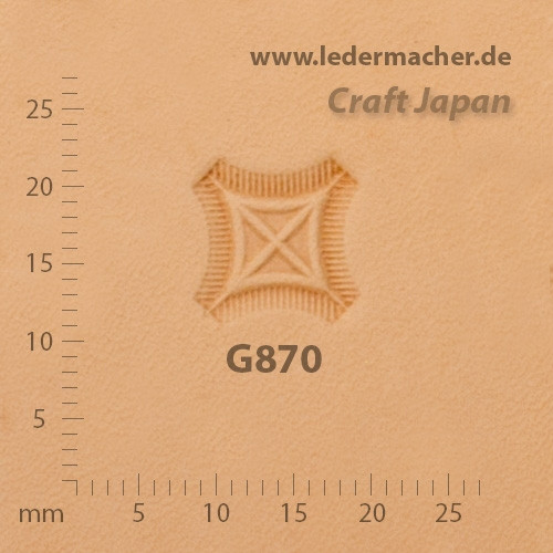 Craft Japan Punziereisen G870