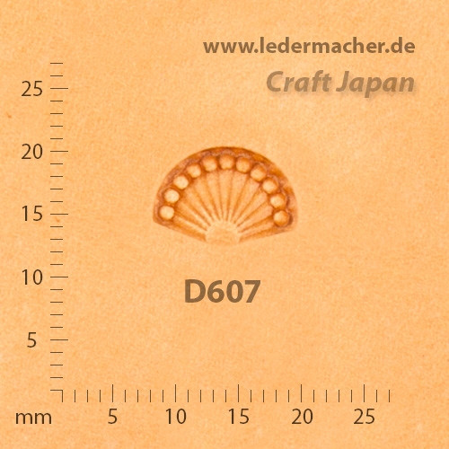 Craft Japan Punziereisen D607