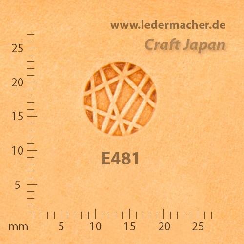 Craft Japan Punziereisen E481