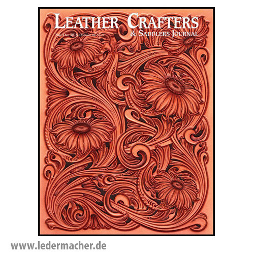 Leather Crafters & Saddlers Journal - 11/12 2018