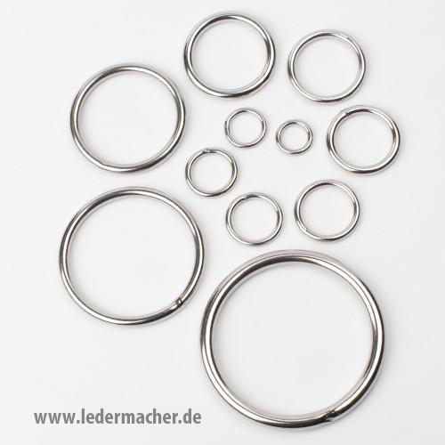 O-Ring aus Edelstahl