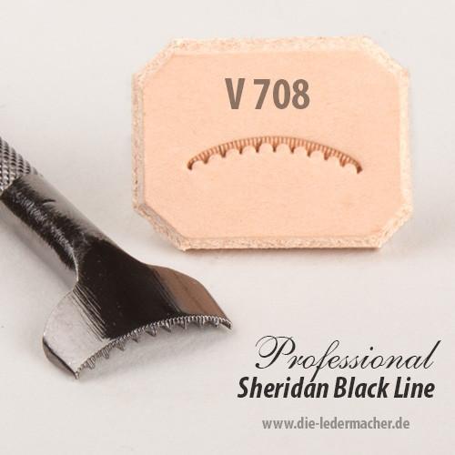 Blackline - V708 Punziereisen