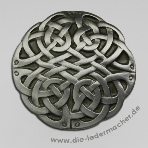 Koppelschließe keltischer Knoten