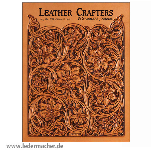Leather Crafters & Saddlers Journal - 05/06 2017