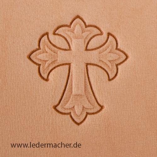 Stempelaufsatz Kreuz