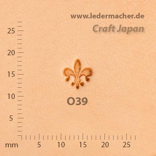 Craft Japan Punziereisen O39