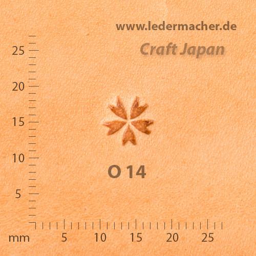 Craft Japan Punziereisen O14