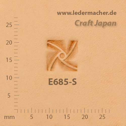 Craft Japan Punziereisen E685-S