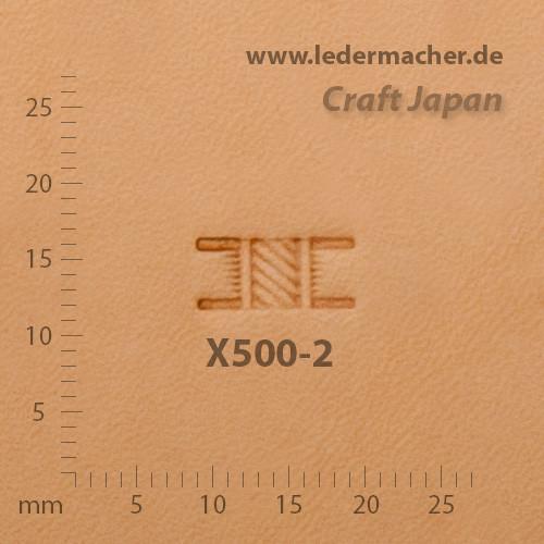 Craft Japan Punziereisen X500-2