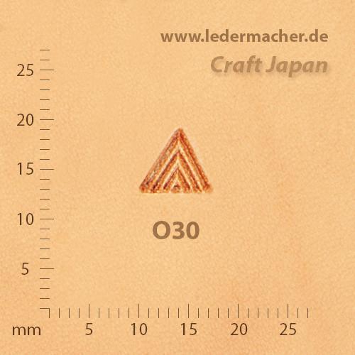 Craft Japan Punziereisen O30